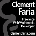Clement Faria - Freelance Web / Multimedia Developer